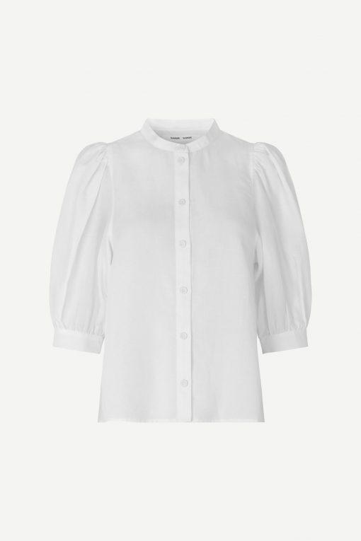Samsoe & Samsoe Mejse Shirt Bright White