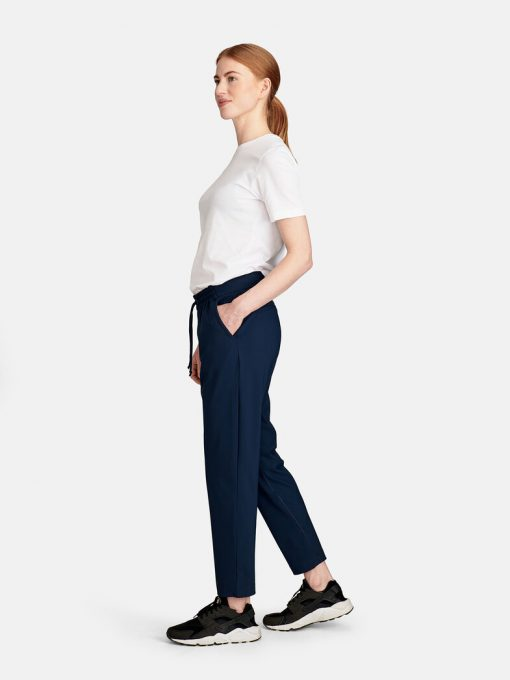 Peak Performance Any Jersey Pant Women Blue Shadow
