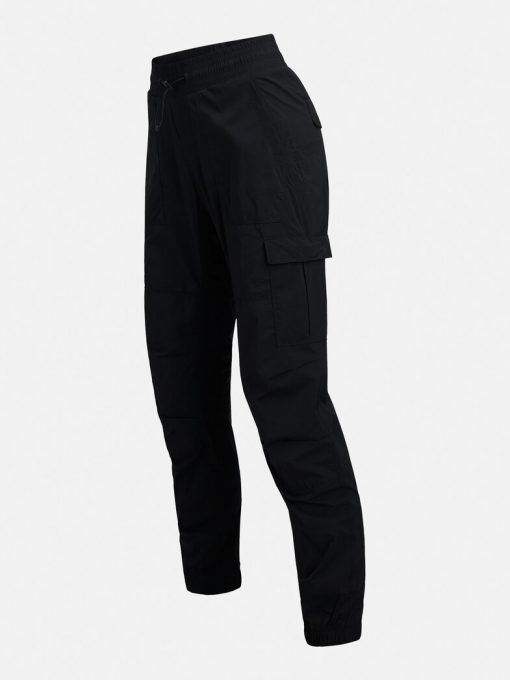 Peak Performance Hit Pants Women Black