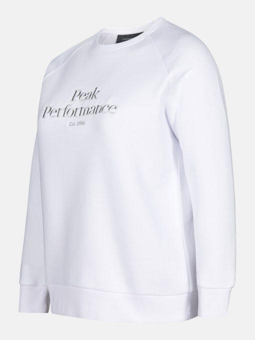 Peak Performace Original Crew Women White