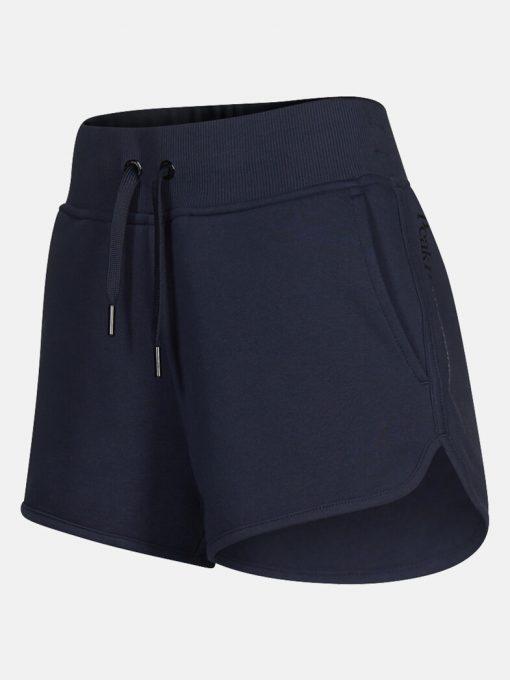 Peak Performance Original Seasonal Shorts Women Blue Shadow