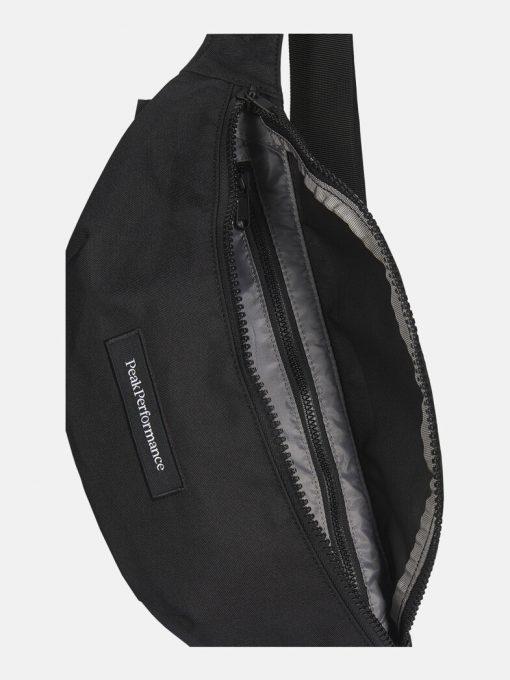 Peak Performance Sling Bag Black