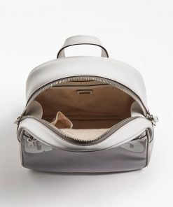 Kalipso Logo Maxi Backpack Grey Multi