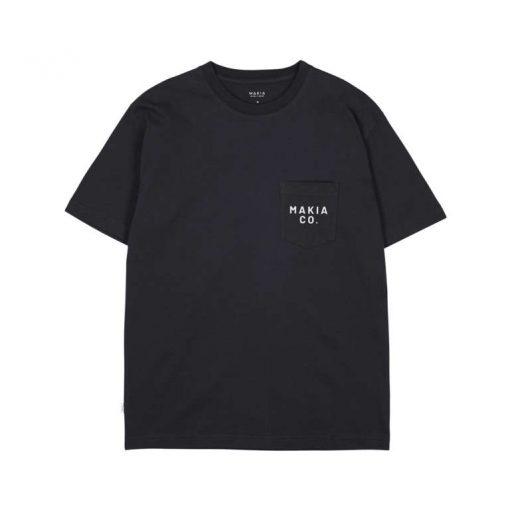 Makia Torp T-shirt Black