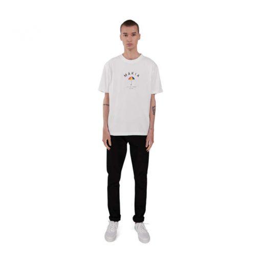 Makia Sontsa T-shirt White