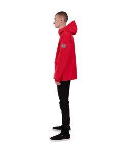 Makia 3L Region Jacket Red
