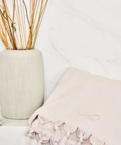 Luin Living Organic Cotton Towel Sand