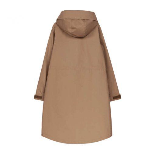 Makia Rey Jacket Women Light Camel