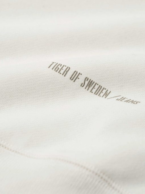 Tiger of Sweden Naolla Sweatshirt White Stone
