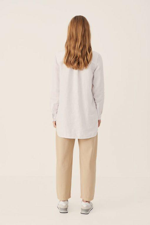 Part Two Kiva Shirt Bright White