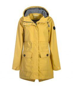 Luoto Maija Parka Jacket Yellow