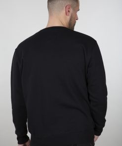 Alpha Industries Kryptonite Sweatshirt Black