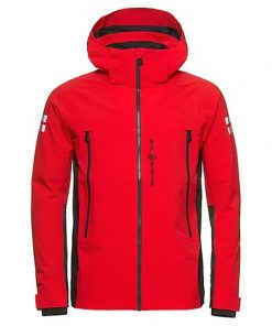 Sail Racing Spray Ocean Jacket Bright Red