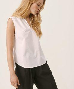 Part Two Ivora Shirt Bright White