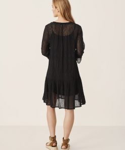Part Two Imila Dress Black