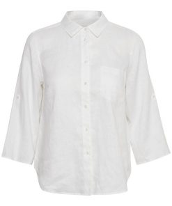 Part Two Cindies Shirt Bright White
