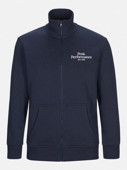 Peak Performance Original Jacket Men Blue Shadow