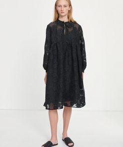 Samsoe & Samsoe Mynthe Dress Black