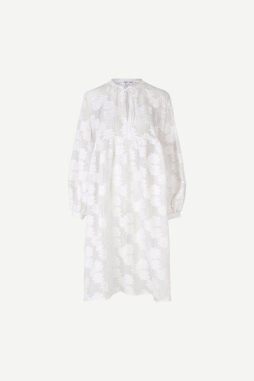 Samsoe & Samsoe Mynthe Dress Bright White