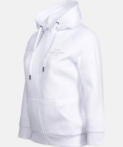 Peak Performance Original Zip Hoodie Women White