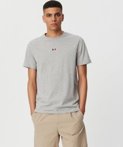 Les Deux Flag T-shirt Grey