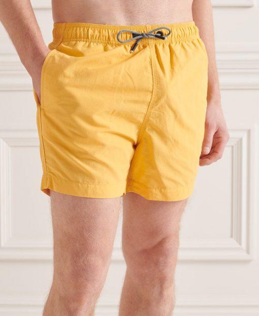 Superdry Studios Swim Shorts Pigment Yellow