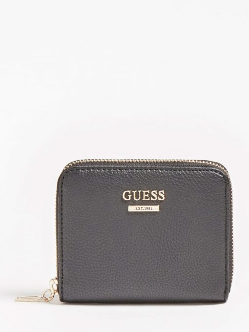 Guess Destiny Mini Wallet Black