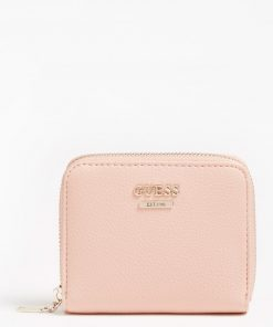 Guess Destiny Mini Wallet Pink