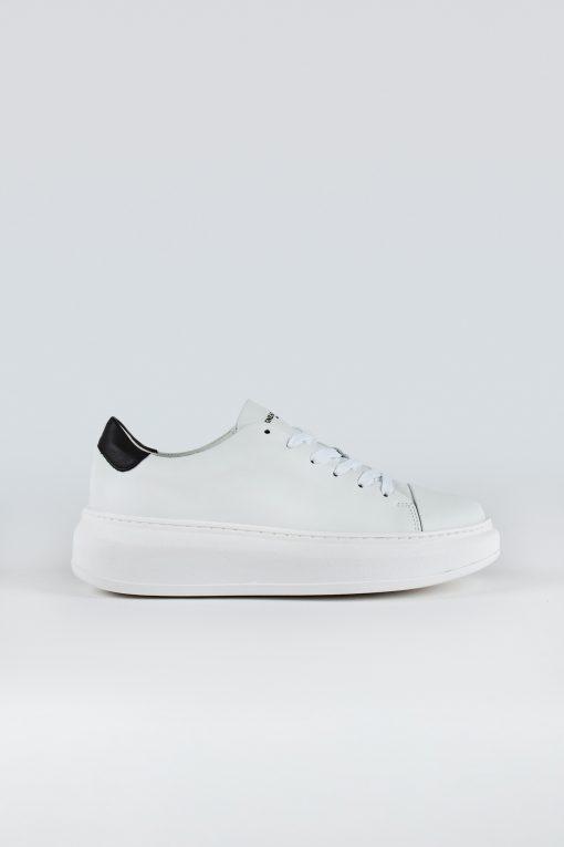 Sneaky Steve Ayano W Sneaker White