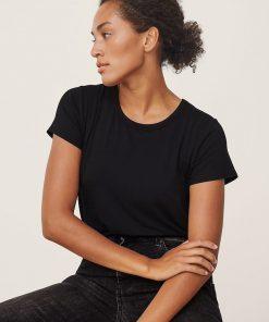 Part Two Ratan T-shirt Black