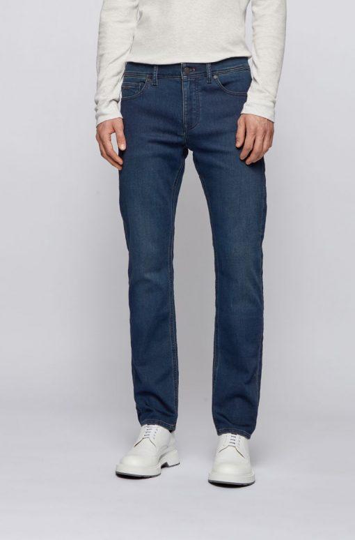 Hugo Boss Delaware Jeans Blue