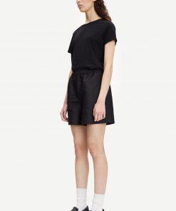 Samsoe & Samsoe Laury Shorts Black