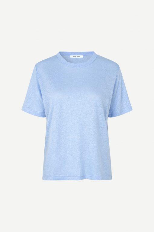 Samsoe & Samsoe Doretta T-shirt Brunnera Blue