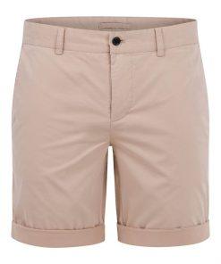 J.Lindeberg Nathan Super Satin Shorts Oxford Tan