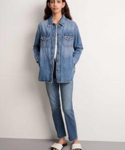 Tiger Jeans Fenz Jacket Light Blue