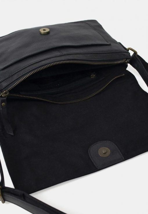 RE:DESIGNED Davina Crossover Bag Black