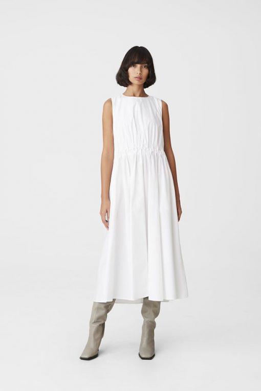 Gestuz Sorigz Dress Bright White