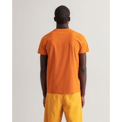 Gant The Original T-Shirt Savannah Orange