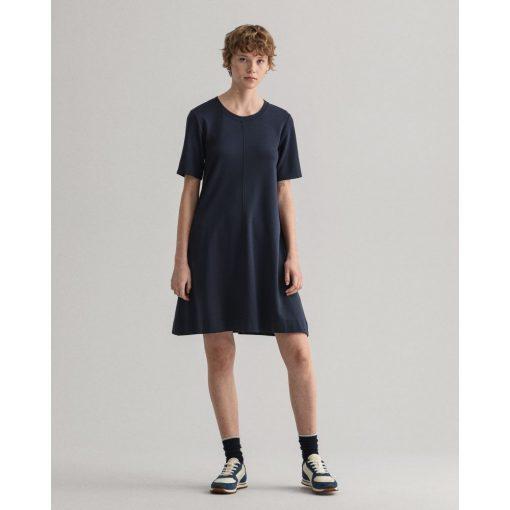 Gant Woman A-Line Jersey Dress Evening Blue