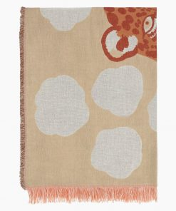 Marimekko Kaksoset Blanket 130 x 180 cm Orange