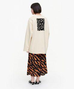 Marimekko Kaksoset Hiirenvirna Shirt Beige