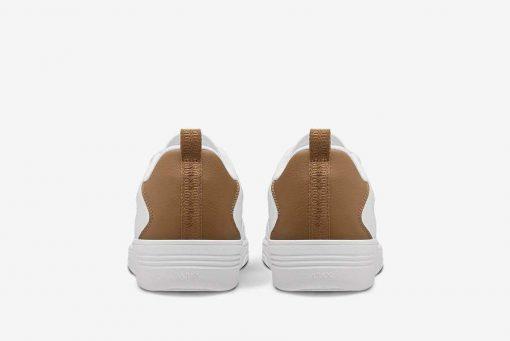 Arkk Visuklass Leather s-c18 Sneaker Men White Desert Brown