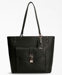 Guess Albury Tote Bag Black