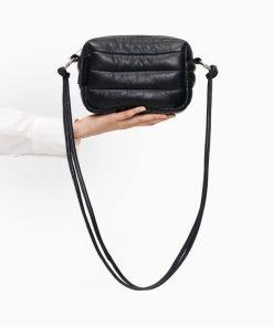 Marimekko Mini Pixie Bag Black
