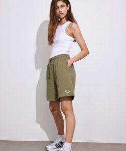 Envii Engreenweed Shorts Logo Deep Lichen Green