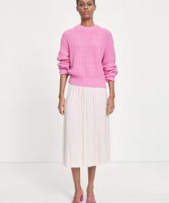 Samsoe & Samsoe Uma Skirt Crystal Pink