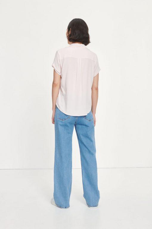 Samsoe&Samsoe Majan Shirt Crystal Pink