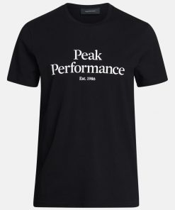 Peak Performance Original Tee Men Black
