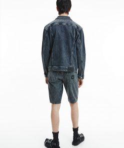 Calvin Klein Modern Essential Denim Jacket Denim Black