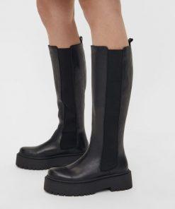 Bianco Biadeb Extra Long Boots